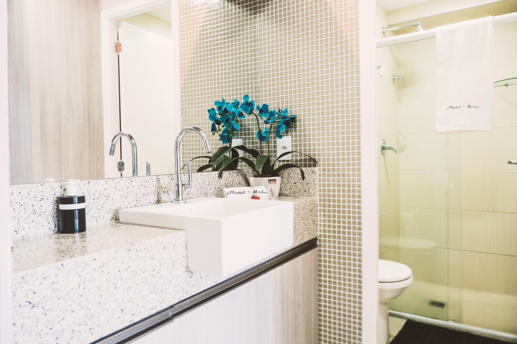 Bagno Appartamenti Landscape Diamond Fortaleza