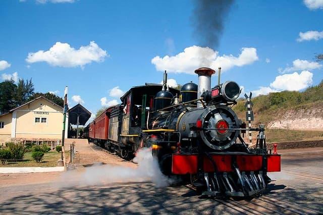 Brasile in Treno : i 10 migliori itinerari da fare in treno