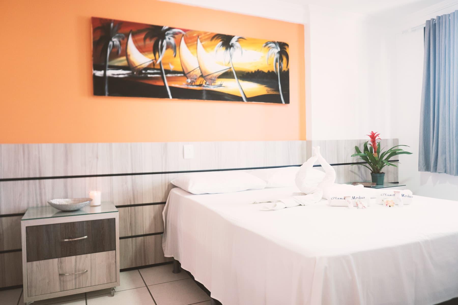 Camera Matrimoniale Appartamenti Porto De Iracema Fortaleza