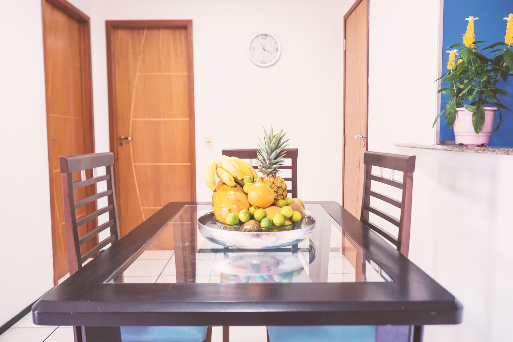 Cucina Appartamenti Porto De Iracema Fortaleza