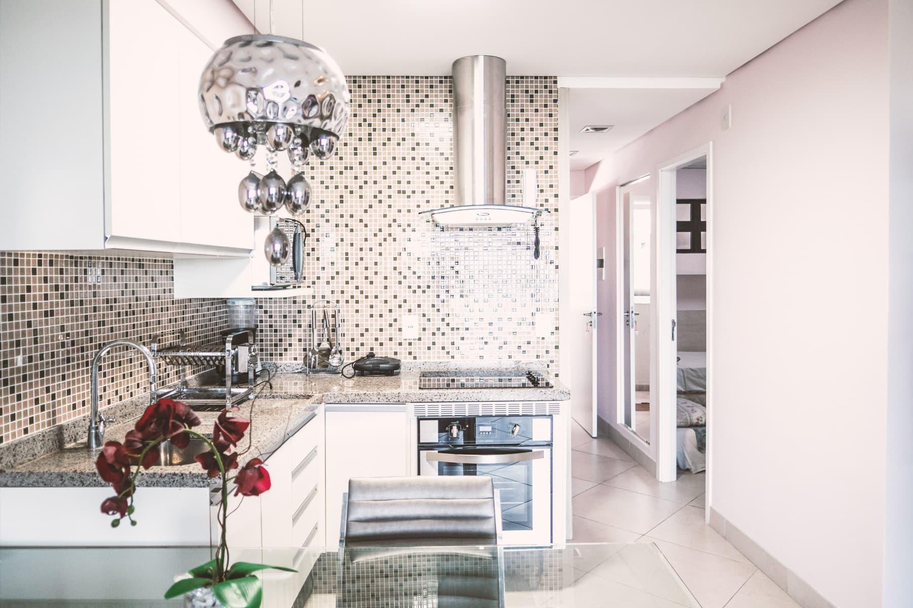 Cucina Appartamento Landscape Platinum Fortaleza