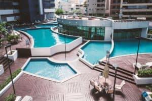 Esterno Piscina - Appartamento Beach Class - Fortaleza - Brasile