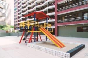 Giochi per Bambini Appartamenti Porto De Iracema Fortaleza