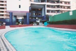 Piscina Appartamenti Porto De Iracema Fortaleza