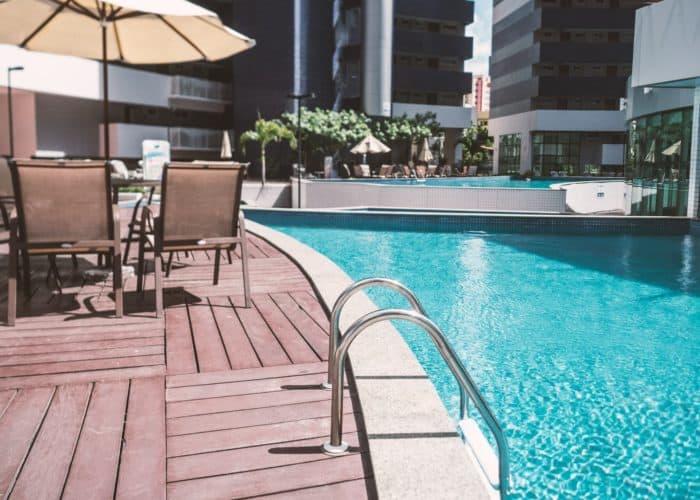 Piscina - Appartamento Beach Class - Fortaleza - Brasile