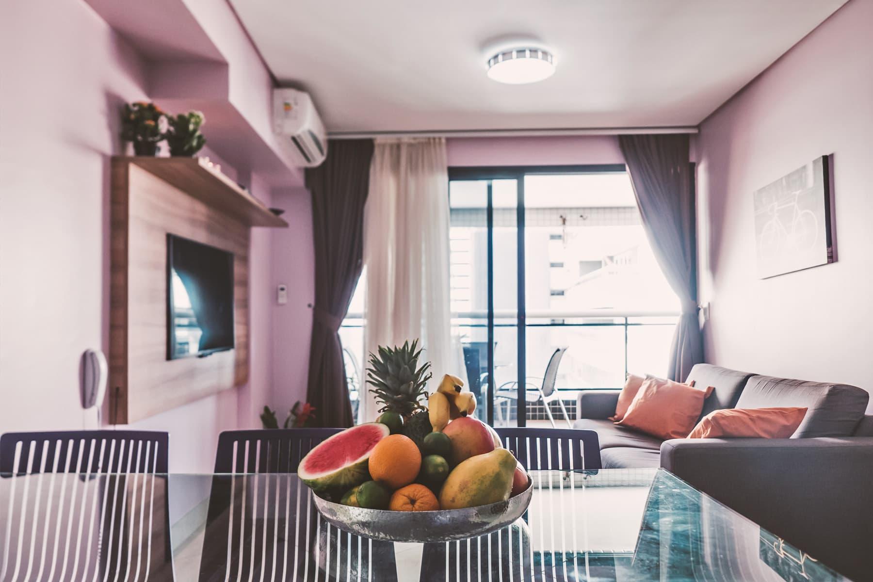 Sala Appartamento Landscape Gold Fortaleza