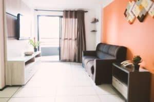 Sala Soggiorno Appartamenti Porto De Iracema Fortaleza