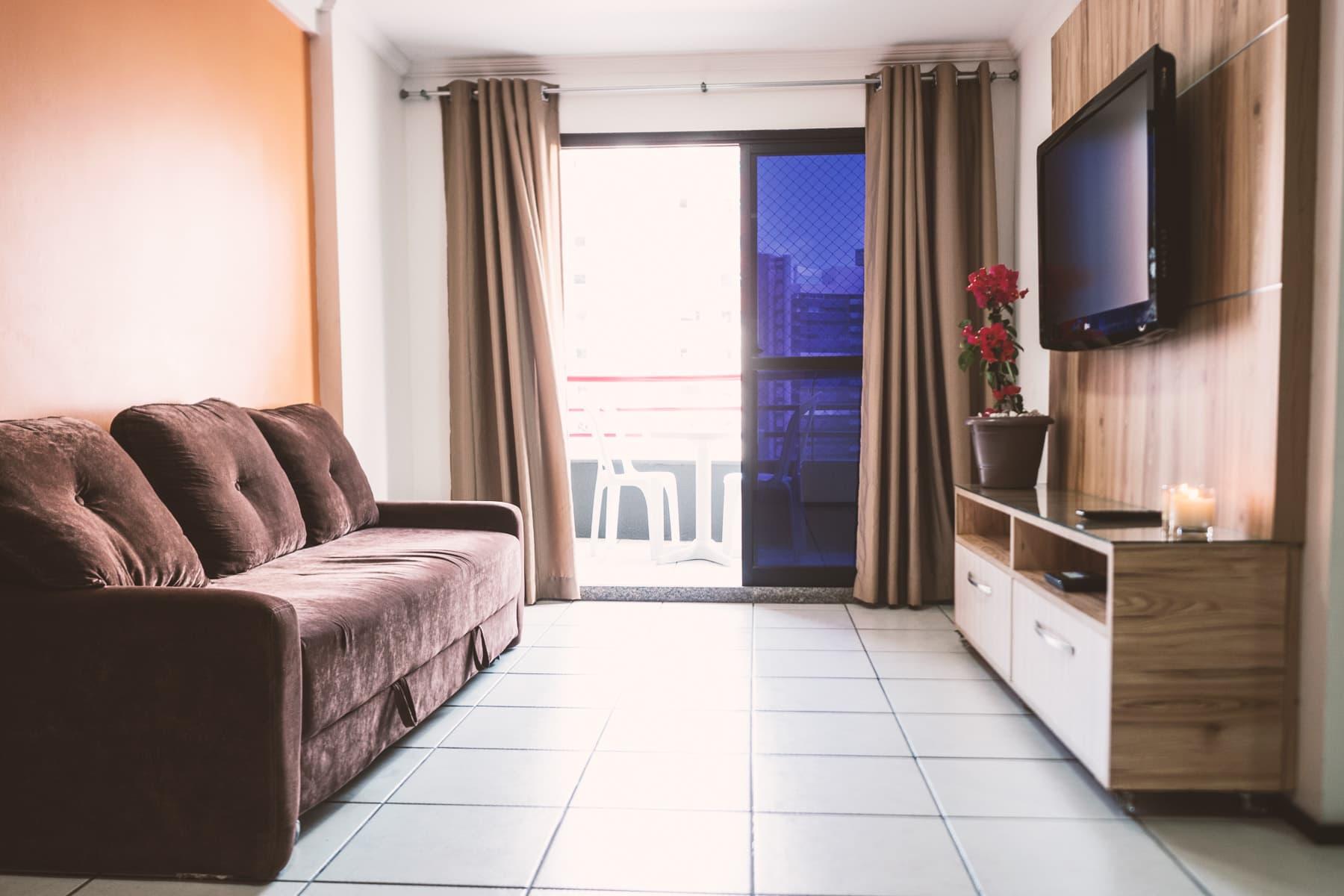 Soggiorno Appartamenti Porto De Iracema Fortaleza