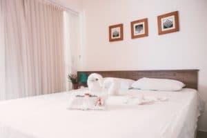 Stanza Matrimoniale - Appartamento Beach Class - Fortaleza - Brasile