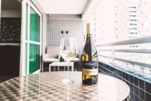 Veranda - Appartamento Beach Class - Fortaleza - Brasile