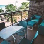 Veranda Appartamento Landscape Platinum Fortaleza