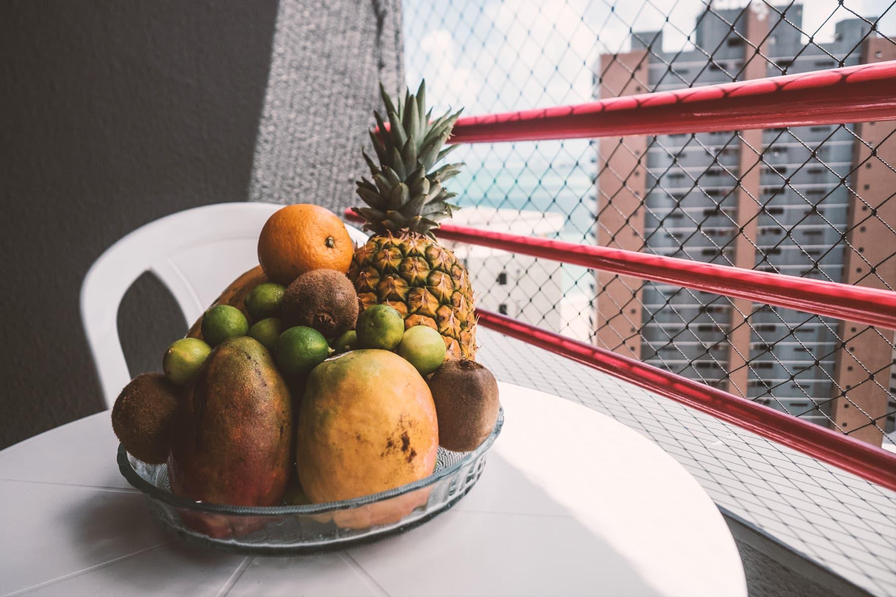 Veranda Appartamento Porto De Iracema Fortaleza