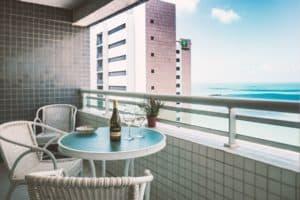 Vista Mare Appartamento Beach Class - Fortaleza - Brasile