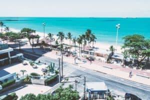 Vista su mare Appartamento Landscape Platinum Fortaleza