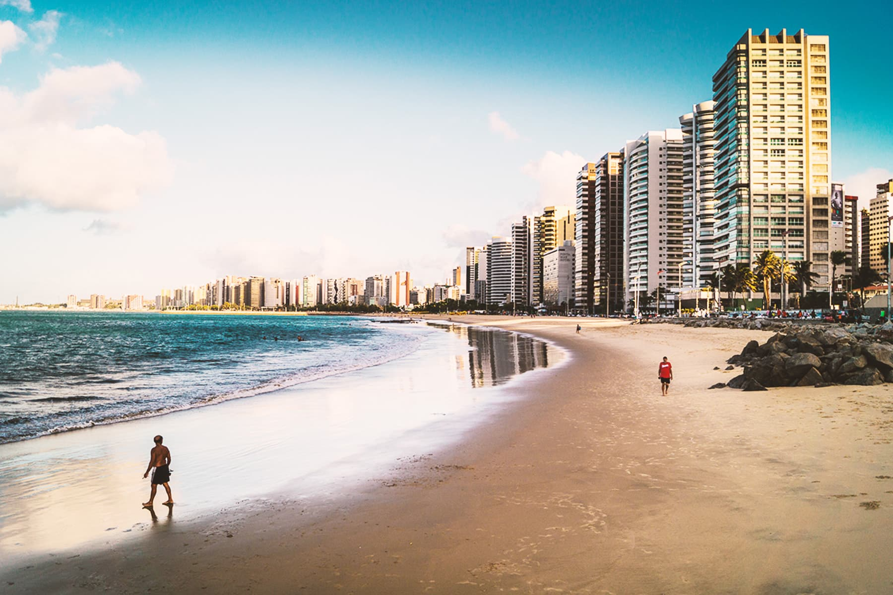 Viaggio a Fortaleza - Brasile