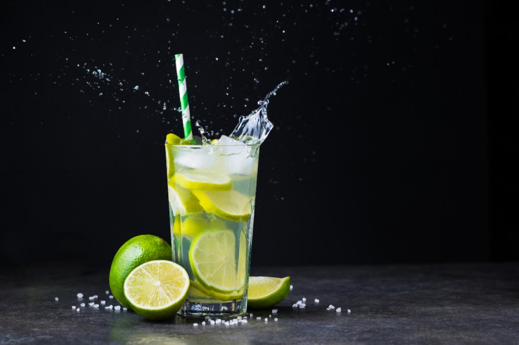 Brasile, cocktail, Caipirinha