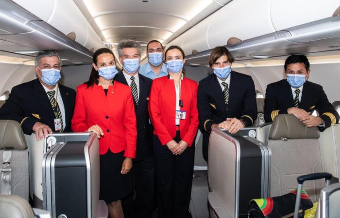 Il portogallo sblocca i collegamenti aerei con il Brasile